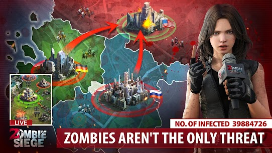 Zombie Siege: Last Civilization Apk Download For Android and Iphone 5