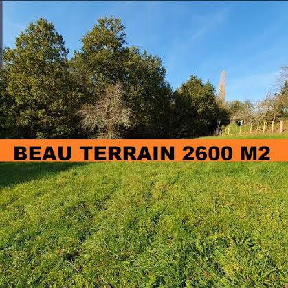 Vente terrain 2673 m2