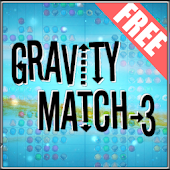 Gravity Match-3 - MATCH 3 JEWEL PUZZLE GAME