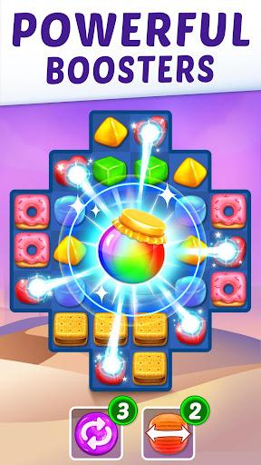 Gummy Paradise - Free Match 3 Puzzle Game  screenshots 5