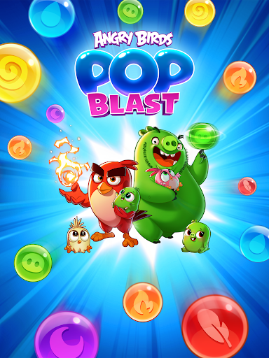 Angry Birds POP Blast 1.10.0 screenshots 13