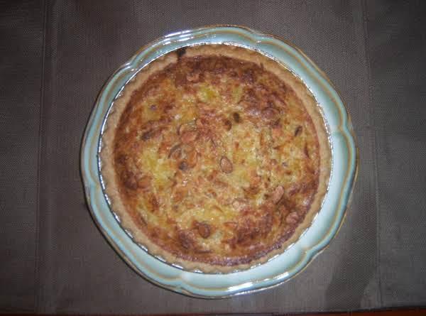 Momma's Cornmeal Pie
