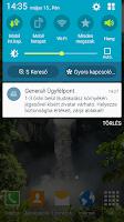 Screenshot of Generali Ügyfélpont