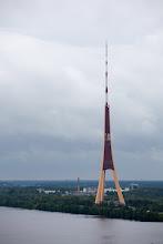 Photo: La tour de la télévision