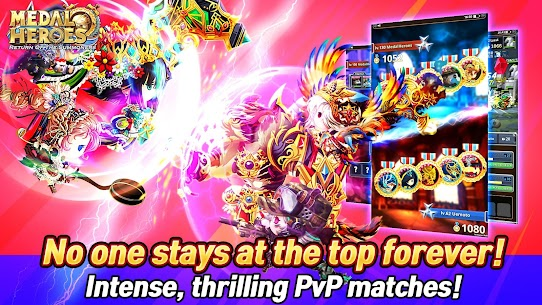 Medal Heroes : Return of the Summoners Mod Apk Download For Android and Iphone 5