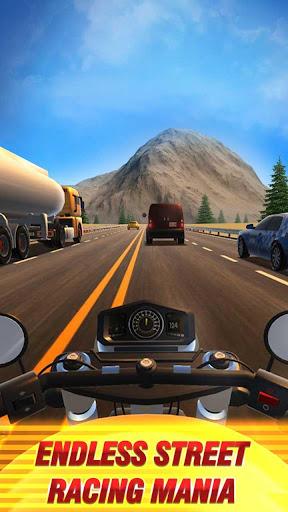 Bike Moto Traffic Racer 1.5 gameplay | by HackJr.Pw 5