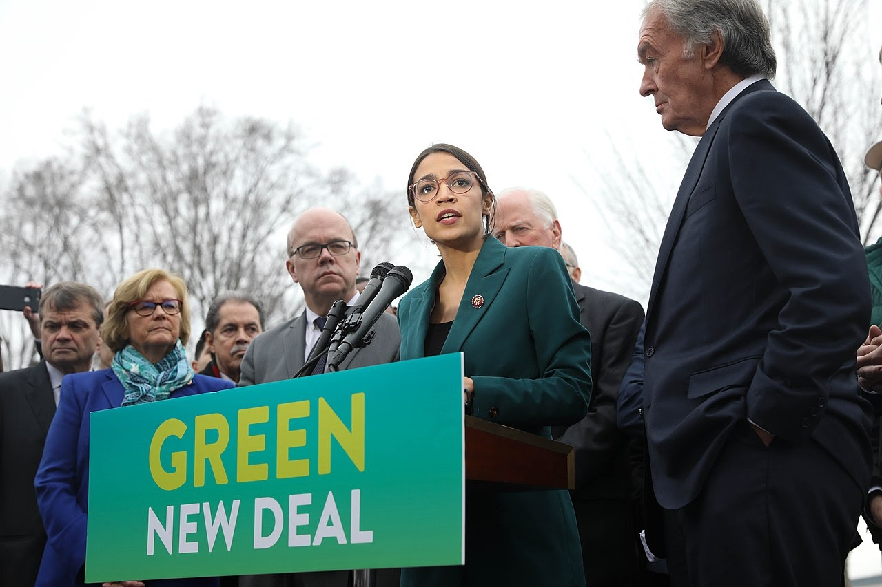 Ken Blackwell: The 'Green New Deal' is well underway -- how Americans can fight back