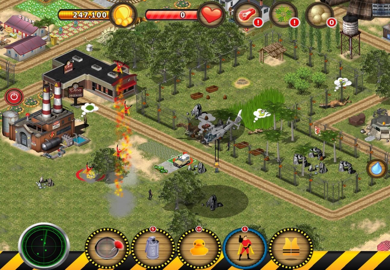 download jurassic island dinosaur zoo mod apk