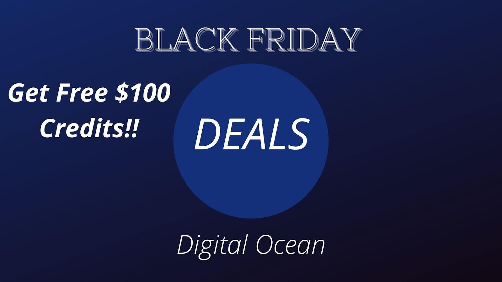 DigitalOcean-  Get Free $100 Credits!!