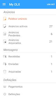 OLX Portugal - Classificados- screenshot thumbnail