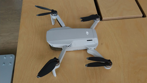 The Mavic Mini is the first DJI drone to weigh below 250g.