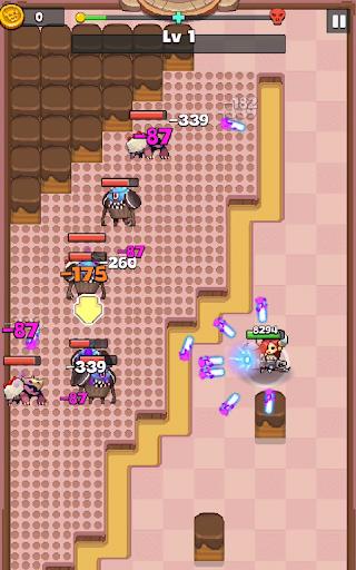 Evil Shooter! (Pixel Hero) Screenshot