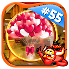 # 55 Hidden Object Game Free New On Valentines Day icon