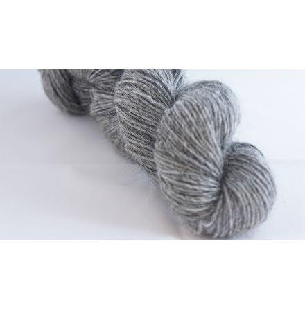 Knit4u - Fårö Tunn, Naturgrå