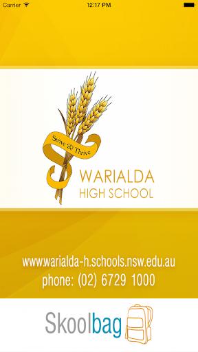 Warialda High School