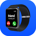 SmartWatch sync app for android&Bluetooth notifier icon