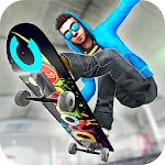 Subway Skateboard Ride Tricks - Extreme Skating Icon