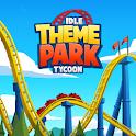 Idle Theme Park Tycoon - Recreation Game icon