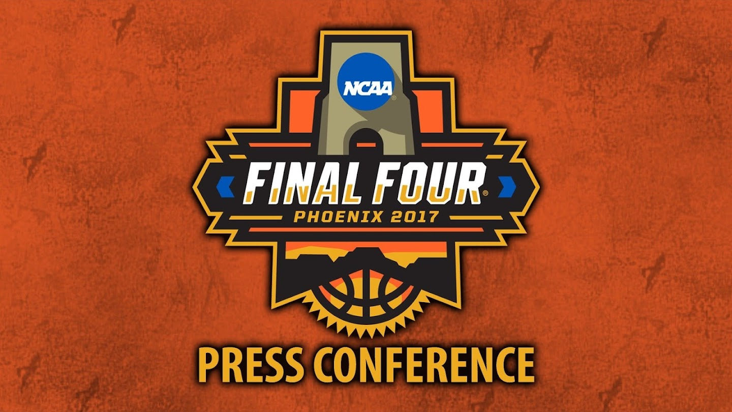 NCAA Basketball Tournament Press Conference 2017