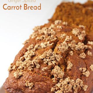 Ginger-Spiced Carrot Bread