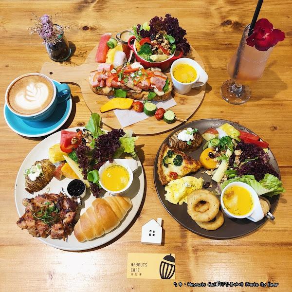 好堅果咖啡Heynuts Caf'e.好吃也好拍的特色早午餐(精誠商圈)