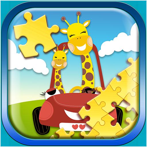 動物パズルのため子供 解謎 App LOGO-APP開箱王