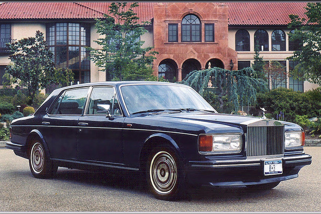 1989 Rolls-Royce Silver Spur Hire NY
