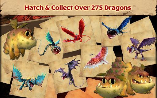 Dragons: Rise of Berk screenshot 19