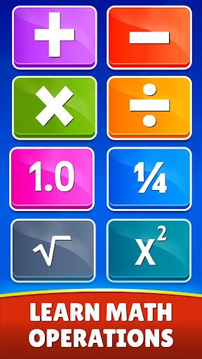 Math Games - Addition, Subtraction, Multiplication apktram screenshots 3
