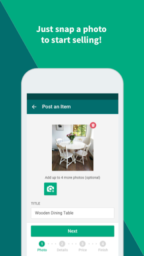 OfferUp - Buy. Sell. Offer Up screenshot 3