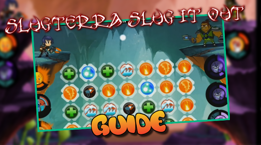 Guide For Slugterra Slug It