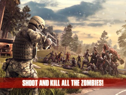 Zombie Frontier 3 MOD (Unlimited Money) 10