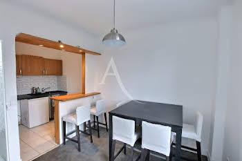 Appartement meublé 2 pièces 24,6 m2