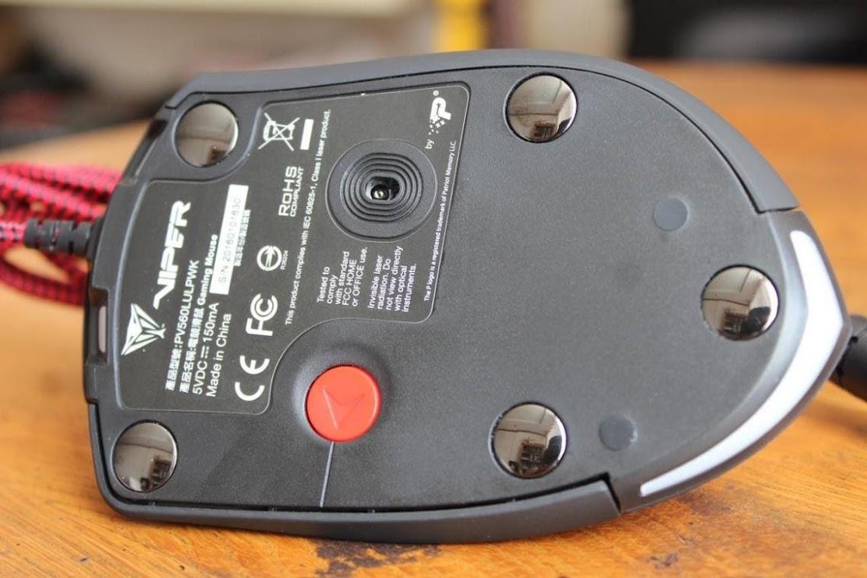 Review chú chuột game Patriot Viper V560