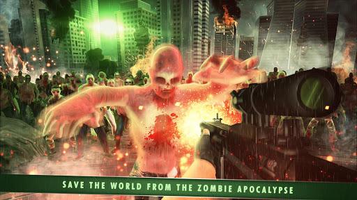 a Zombie: Zombie Shooter - Dead City Island 1.0.4 screenshots 2