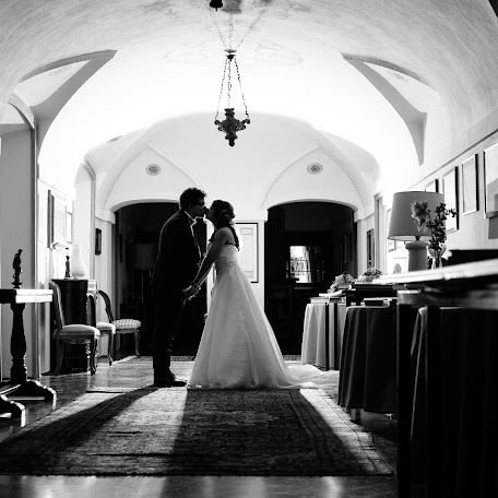 Wedding photographer Fabio Salmoirago (salmoirago). Photo of 06.07.2016