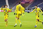 Borussia Dortmund steekt Axel Witsel een hart onder de riem
