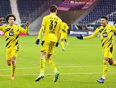 Dortmund speelt vanavond de halve finale van de DFB-Pokal tegen Holstein