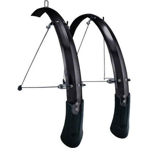 "Planet Bike Cascadia ALX 27.5"" Fender Set, 60mm Wide"