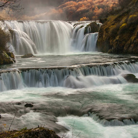 Una by Gordana Kvajo - Landscapes Waterscapes ( una, river )