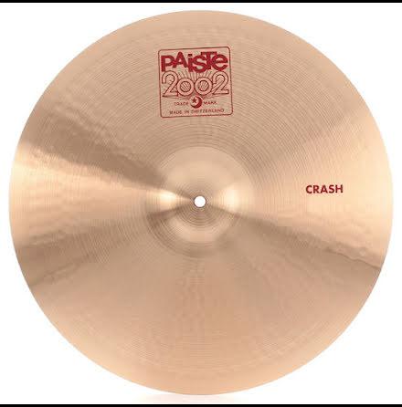 "19"" Paiste 2002 - Crash"