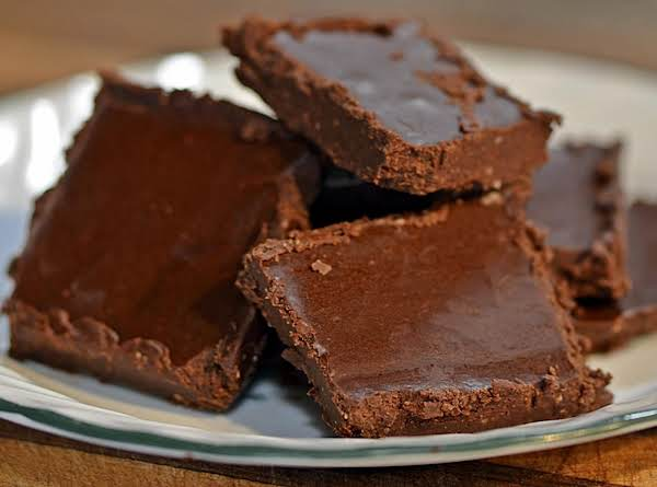 This Fudge Is Realtively Healthy Compared To The Ones Loaded With Sugar.