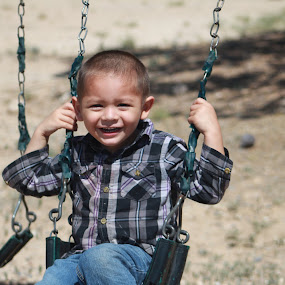 Summer swing by Keysha Wallace-Patton - Babies & Children Children Candids