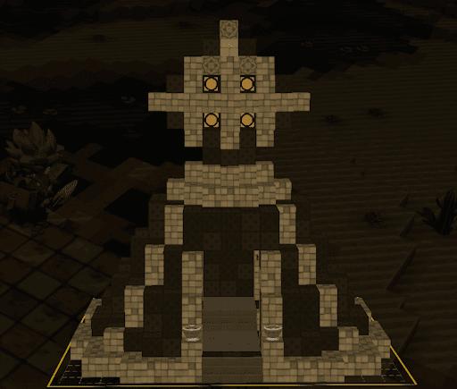 ビルダーズ2「ピラミッド頂設計図(マッシモ)」
