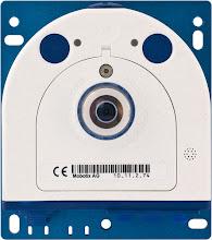 Photo: Mobotix S14 Mono FlexMount IP Camera with integrated modules