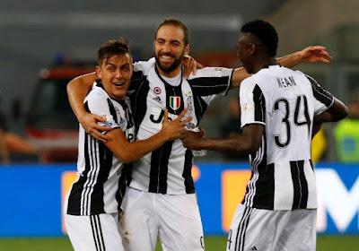 Série A: La Juventus l'emporte grâce à un joueur de 17 ans