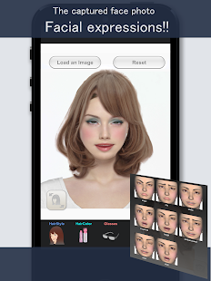 Hair Style Simulator Classy Hairstyle Simulator  Simfront  Android Apps On Google Play