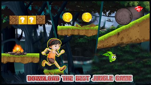 Jungle Princess Subway Run