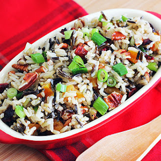 Wild Rice Salad RecipeWild Rice Salad