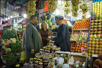 Photo: Шарм эль Шейх. Старый город, базар. Торгуемся.